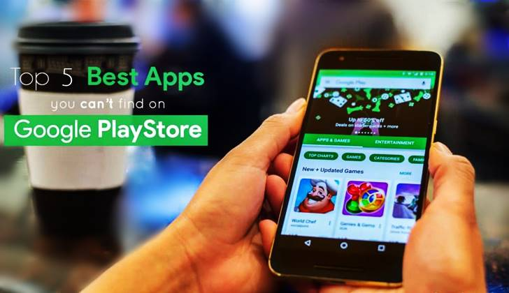 5 best android apps 2018 Android mobile ke liye best apps