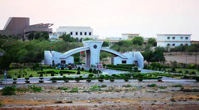 Mehran university of engineering and technology (MUET) Sindh