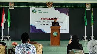 Mahmud Nasir Kembali Pimpin STAINU Purworejo 2020 – 2024