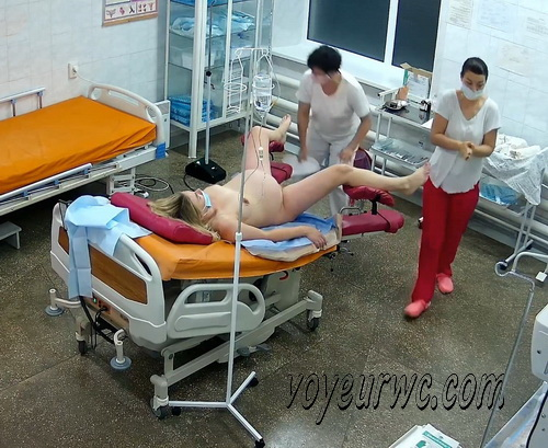 Gyno exam of pregnant woman SpyCam (Examination During Pregnancy 09)