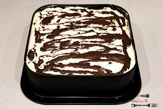Boże narodzenie, ciasta i desery, ciasta na Boże Narodzenie, ciasto na biszkopcie, ciasto na imprezę, ciasto na święta, ciasto z jabłkami, proste ciasto, masa budyniowa, wiórki kokosowe