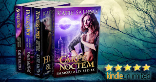 Katie Salidas Vampire Series