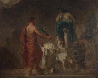 Ο χρησμός την Πυθίας για την Ελλάδα
