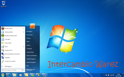 Descarga windows 7 con sp1 iso todas las versiones for Arquitectura 32 o 64 bits