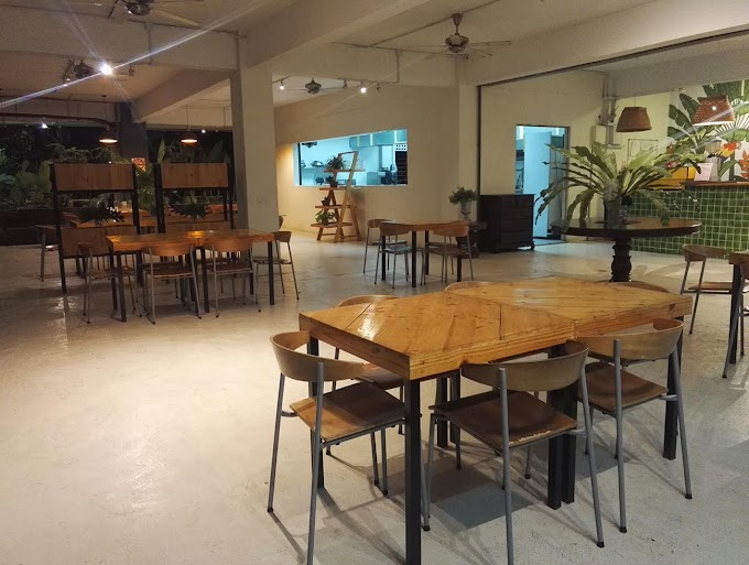 Tempat Makan Best di Hutan Cafe, Cyberjaya