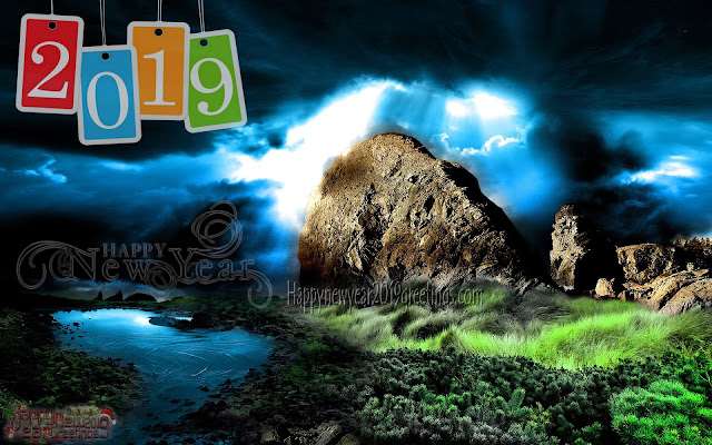 New Year 2019 Ultra Hd Nature Pics Wishes Download For Smartphone android - Happy New Year 2019 Nature Full HD Pics For Full HD Smartphones