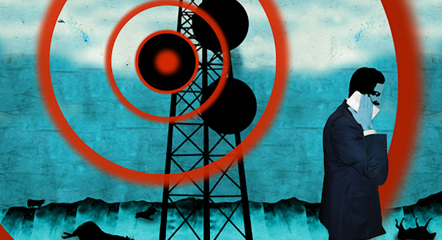 கையடக்கத்தொலைபேசியின் கதிர்வீச்சு | Cell Phone Radiation......