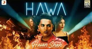 HAWA Lyrics - Hasan Shah x Ramses