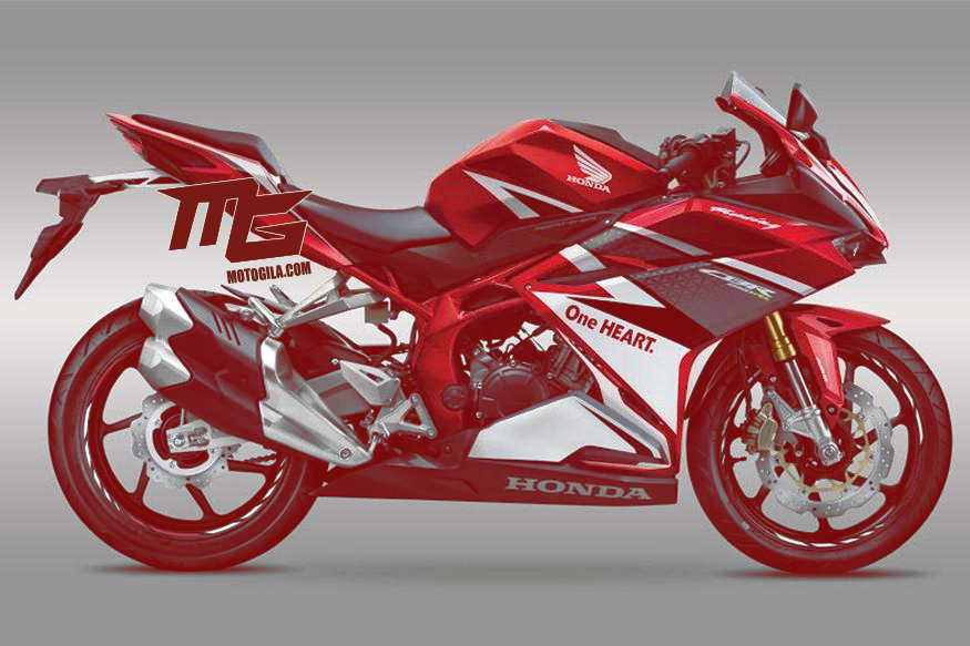 gambar Honda CBR250RR