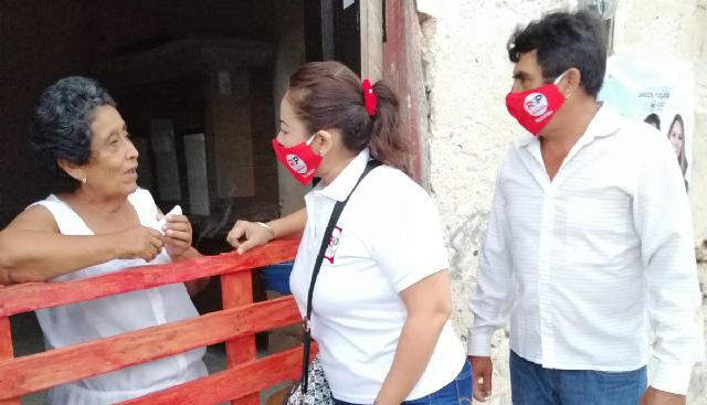 En Sinanché y San Crisanto RSP va a gobernar con todo y con todos