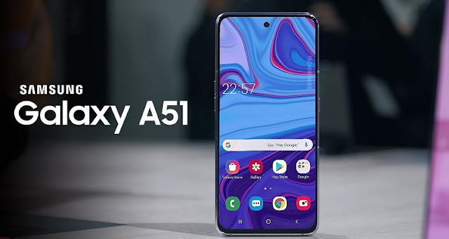 Samsung Galaxy A51 - Getslook.com/