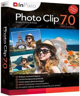 InPixio Photo Clip 7.03 Professional Multilingual Full Version