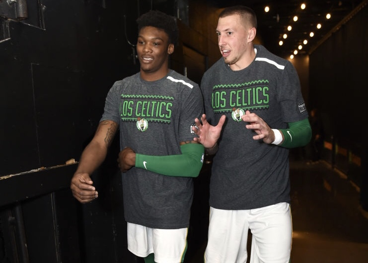 Causeway Street: Could Daniel Theis, Robert Williams be the solution at  center for Celtics?
