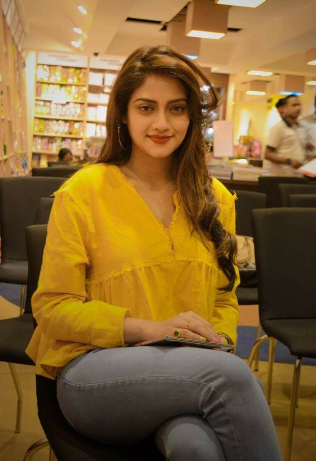 Nusrat Jahan Hot Photos 11