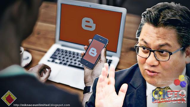 KDN Syor Undang-Undang Digubal Bagi Daftar Penulis Blog