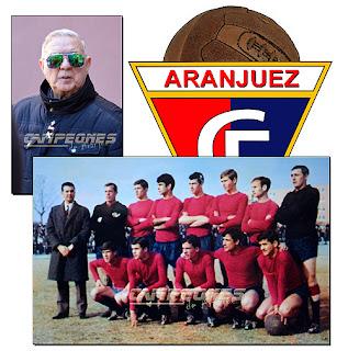 Fútbol Real Aranjuez Díaz-Pavón