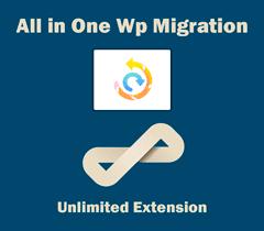 All-in-One WP Migration Unlimited Extension v2.39 Download Grátis
