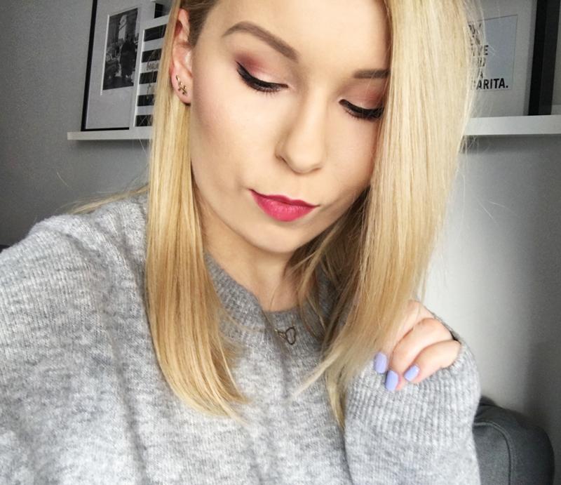 Zoeva Cocoa Blend: makijaż dzienny