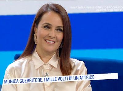 Roberta Capua oggi è un altro giorno