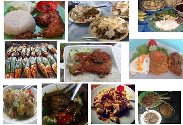 10 kuliner malam hari