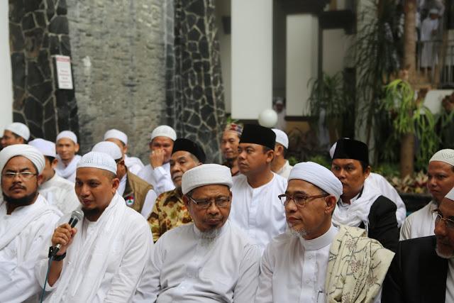 Ada Rencana Makar di Demo 2 Desember, Arifin Ilham: Tangkap Penumpang Gelap Pengacau NKRI