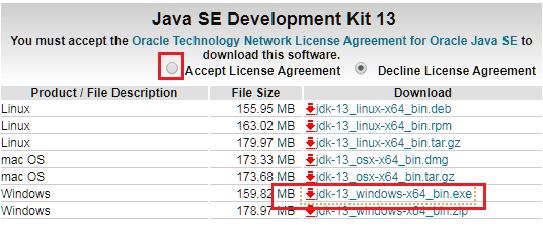 Download Java Development Kit JDK