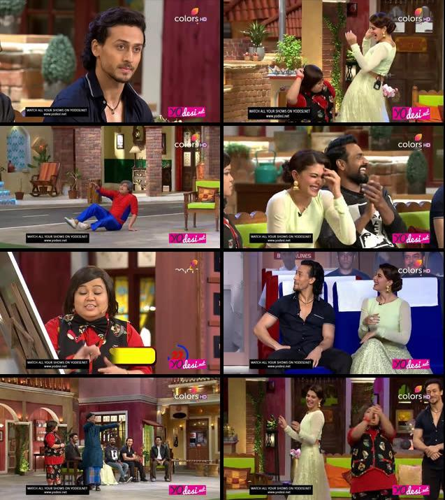 Comedy Nights Live 21 August 2016 HDTV 480p