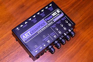 ART PowerMIX III は小型で設置場所を選ばない