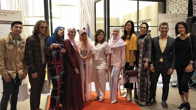 Hairkunst Hijabis | Salun Kecantikan 100% Untuk Wanita