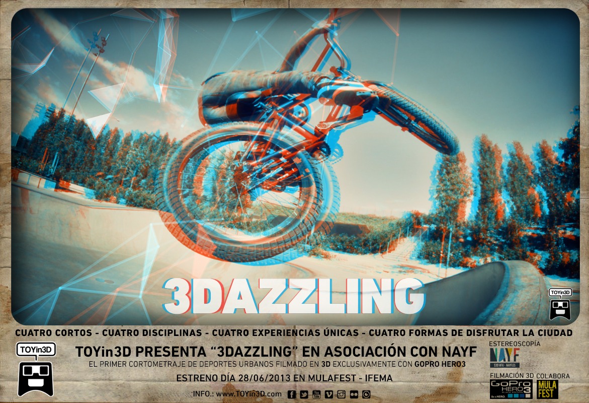 Toyin3D MULAFEST 3D corto