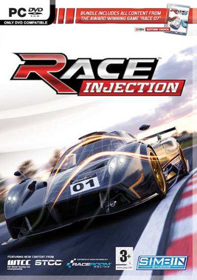Race Injection PC Full Español Skidrow ISO