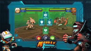 Monkey Showdown v1.0.3 Mod Apk (Unlimited Money)