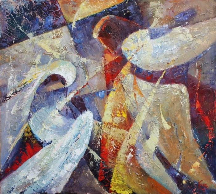 Украинский живописец-монументалист. Кириленко Иван