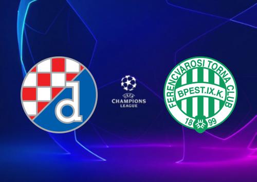 Dinamo Zagreb vs Ferencváros - Highlights 6 August 2019