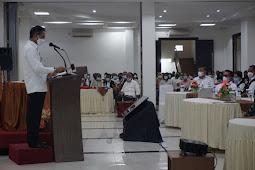 Syarif Hadler Ungkap Target Dicapai Pemkot Ambon di Musrenbang RKPD Tahun 2022