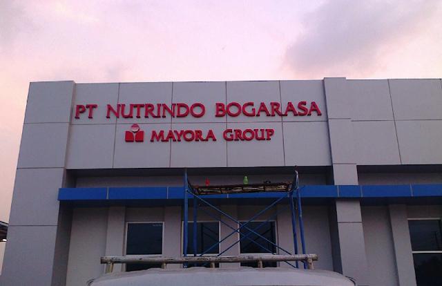 Lowongan Kerja Production Process Section Head PT. Nutrindo Bogarasa (Mayora Group) Cilegon