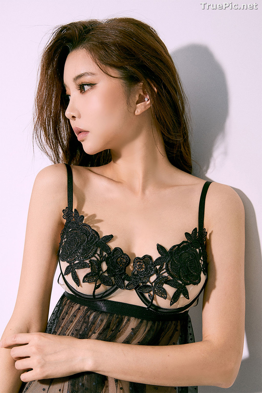Image Korean Fashion Model – Park Soo Yeon (박수연) – Come On Vincent Lingerie #1 - TruePic.net - Picture-9