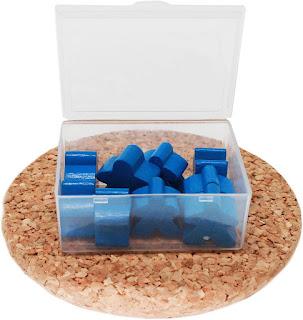 cajas para guardar componentes de juegos de mesa