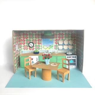 shoebox kitchen