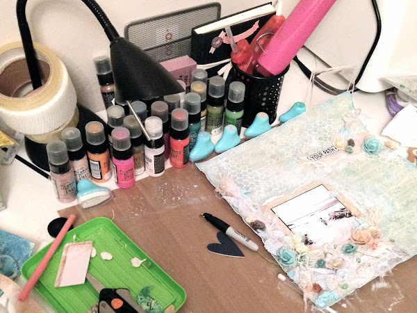 What's on your workdesk? Wednesday 284