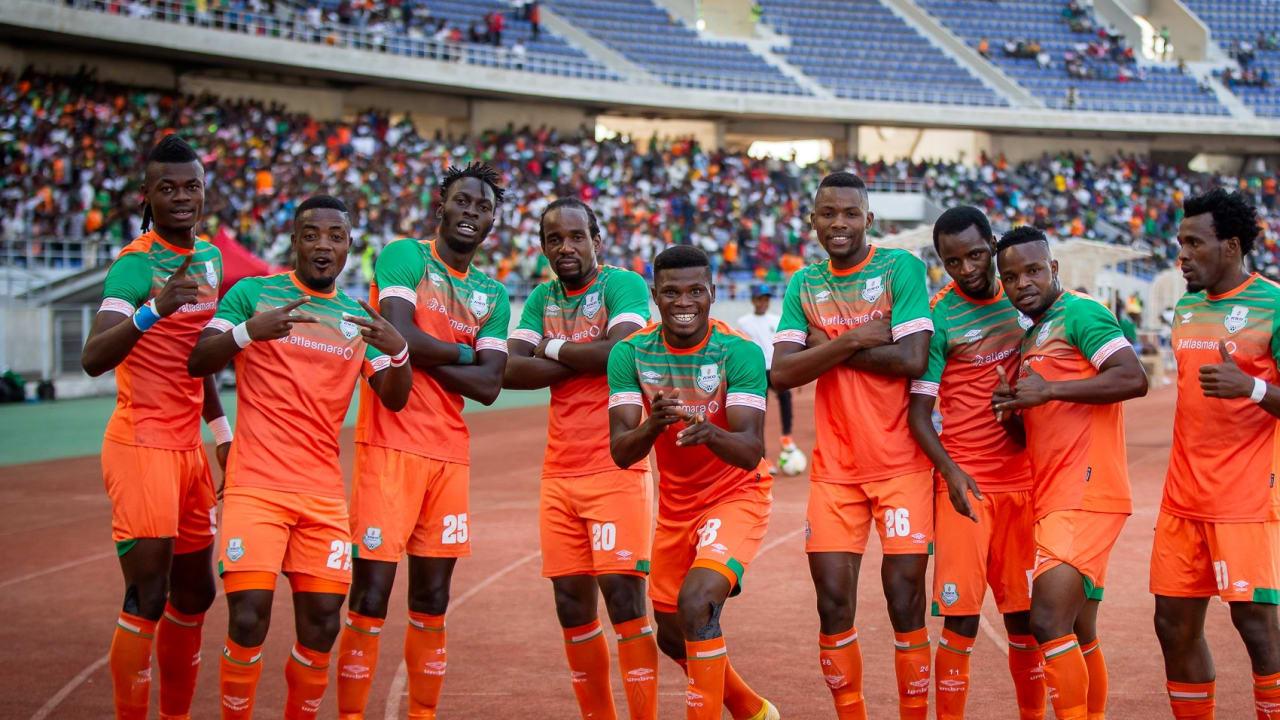 نتيجة مباراة زيسكو يونايتد وبريميرو دي اوجوستو بتاريخ 25-01-2020 دوري أبطال أفريقيا