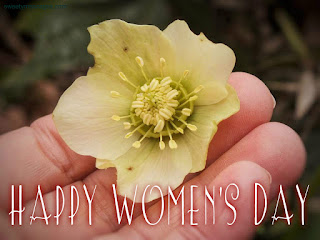 happy womens day flower pics