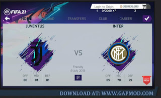 Download FIFA 21 Mod FIFA 14 Lite Android New Kits & Transfers 2021