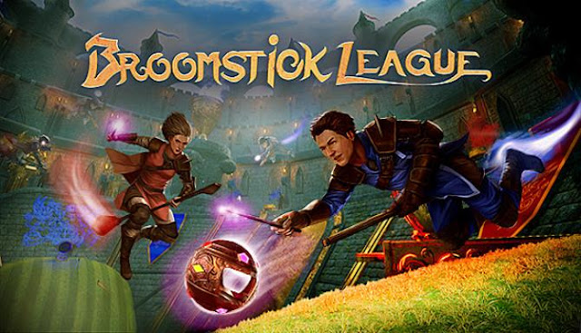 Broomstick League is an indie strategy game. We can play it and try to get through completely, reaching the winning finals.