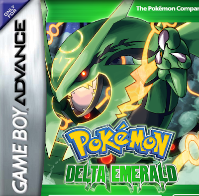 Pokemon Delta Emerald GBA ROM Download