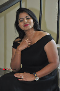 Telugu Actress Swathi Reddy Latest Stills in Black Gown  0075.JPG