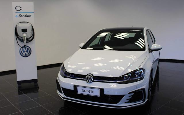 VW Golf GTE Brasil - preços