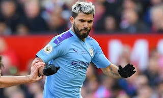 Manchester City striker Sergio Aguero not interested in a move to Inter Milan
