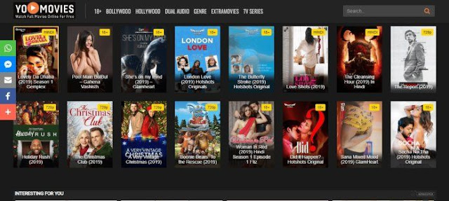 Yo Movies Bollywood - 2020 Latest HD Bollywood Movies