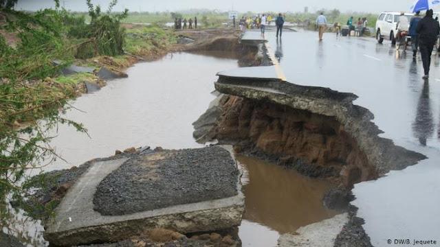 Moçambique   Inundações ameaçam mais de 500 mil pessoas entre outubro à março